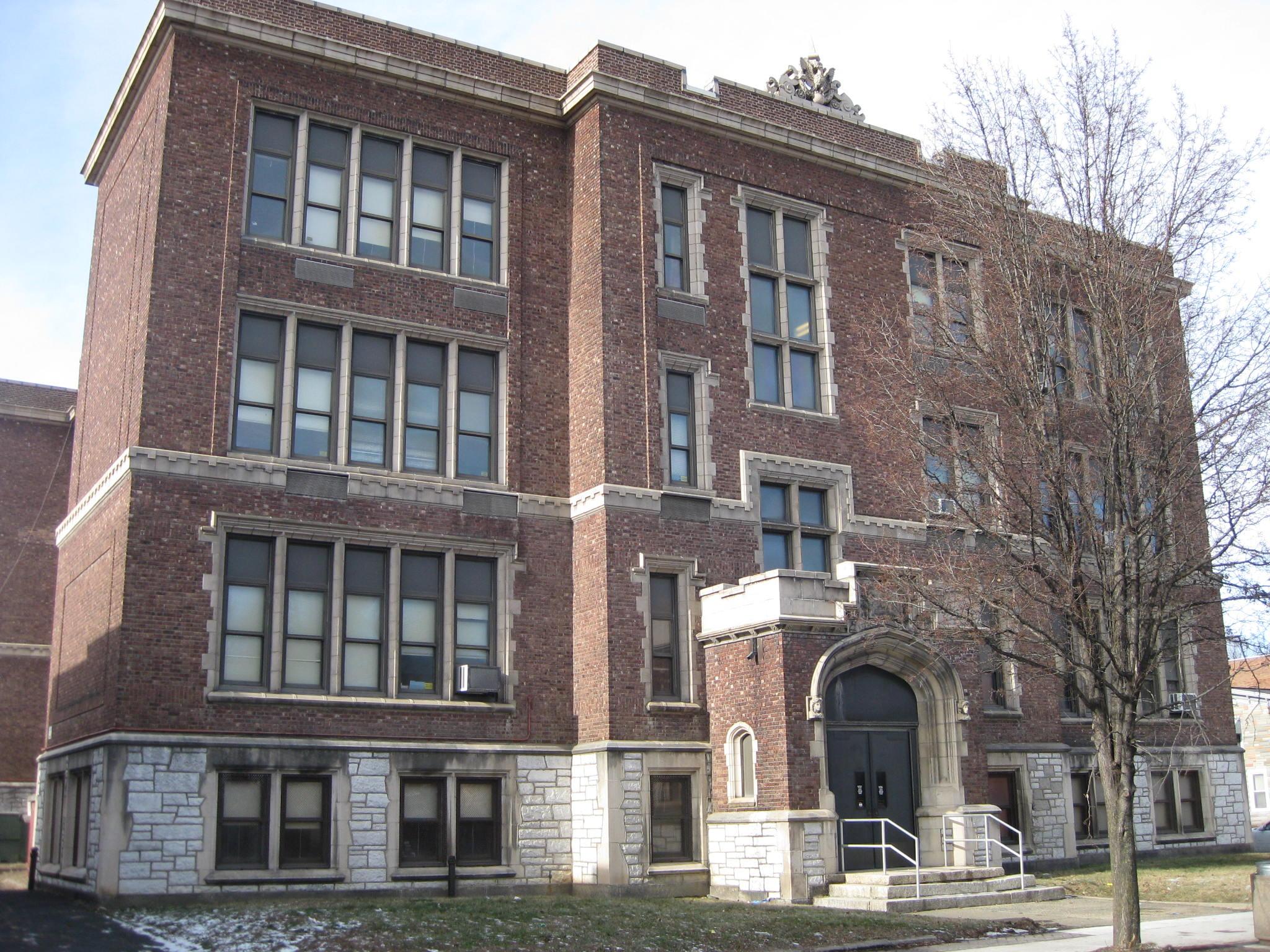 School One Front
