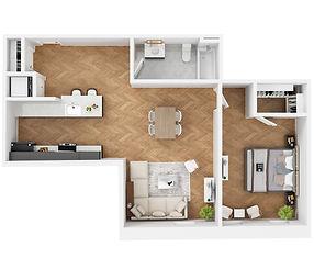 Apartment 619