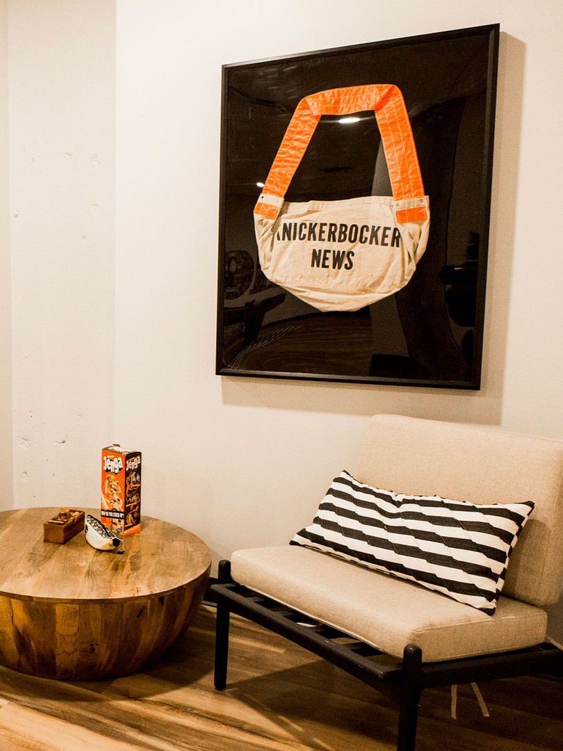 The Knick rec room amenities 9