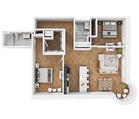 Apartment 620
