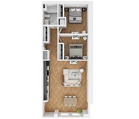 Apartment 708