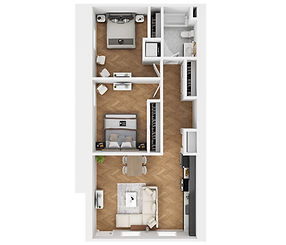 Apartment 526