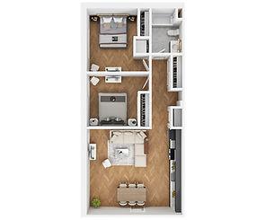 Apartment 709