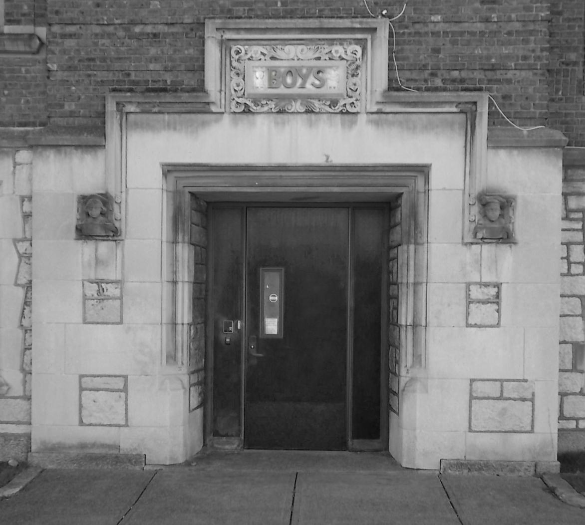 Boys Entrance