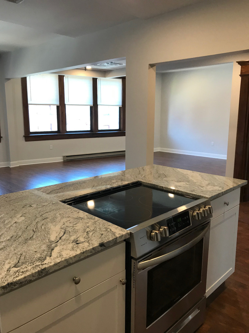 Apartment 301 Kitchen Detail