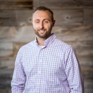 Scott Cooper, Senior Staff Accountant