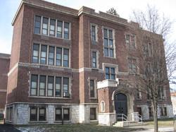 School 1 exterior