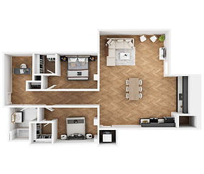 Apartment 414
