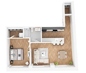 Apartment 418