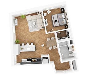 Apartment 512