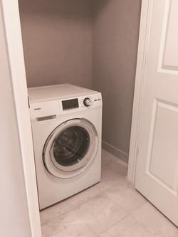 school one apartment laundry