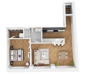 Apartment 518