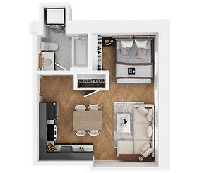 Apartment 504