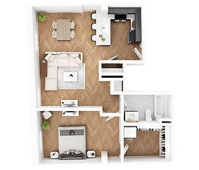 Apartment 415