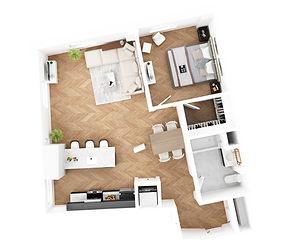 Apartment 412