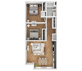 Apartment 624