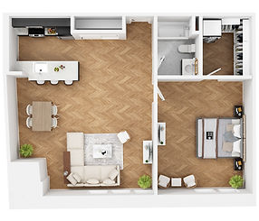 Apartment 618