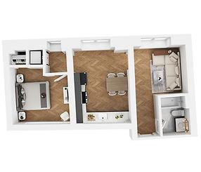 Apartment 701