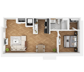 Apartment 524