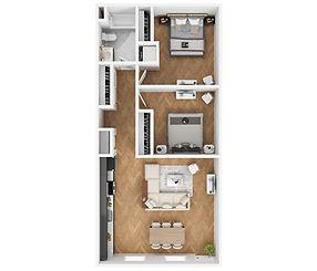 Apartment 525