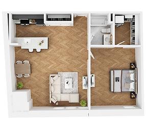 Apartment 520