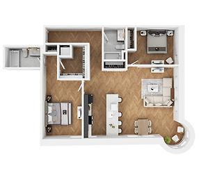 Apartment 522