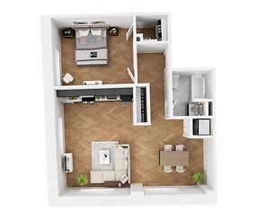 Apartment 517