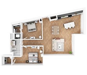 Apartment 409