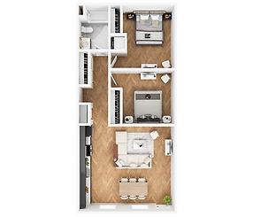 Apartment 421