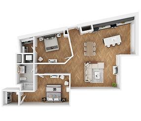 Apartment 509