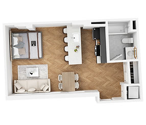 Apartment 617
