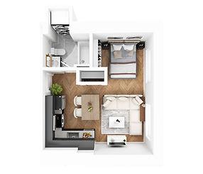 Apartment 204