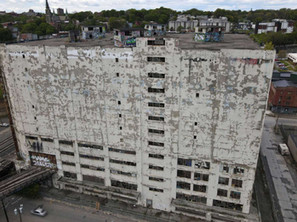 Two companies bid for downtown Albany's Central Warehouse