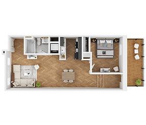 Apartment 622