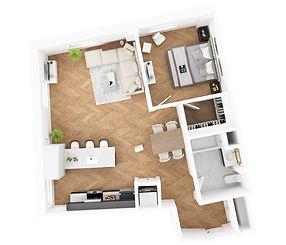 Apartment 312