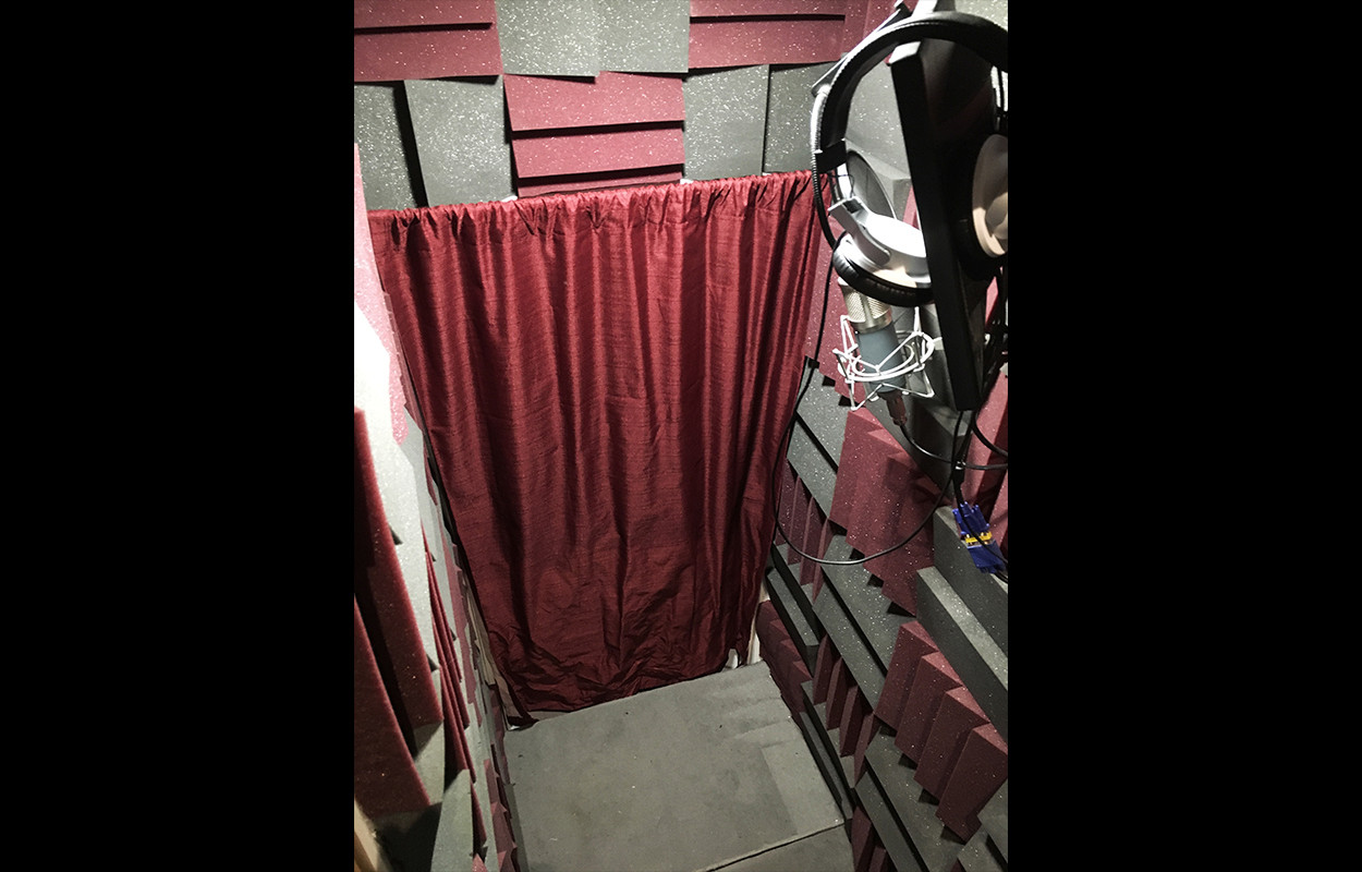 BBS Vocal Booth 2