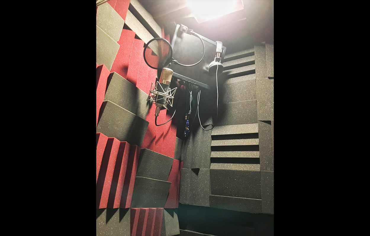 BBS Vocal Booth 3