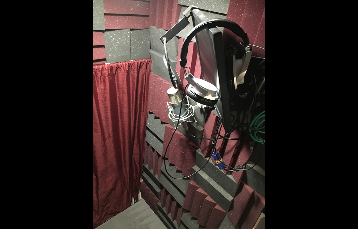BBS Vocal Booth 1
