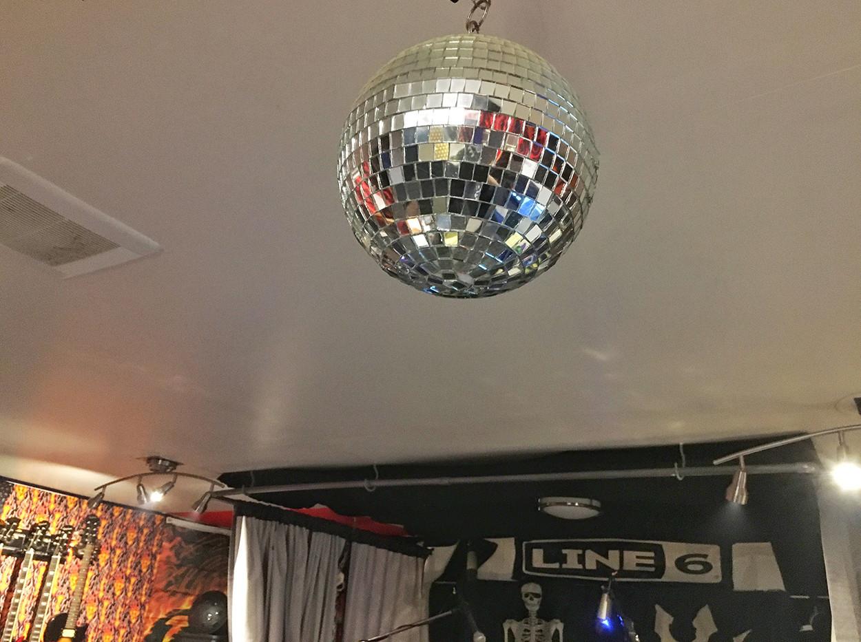 BBS Disco Ball 1