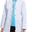 Thumbnail: Classic Lab Coat with Metal Snaps