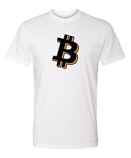 Coingrams Bitcoin T-Shirt (White)