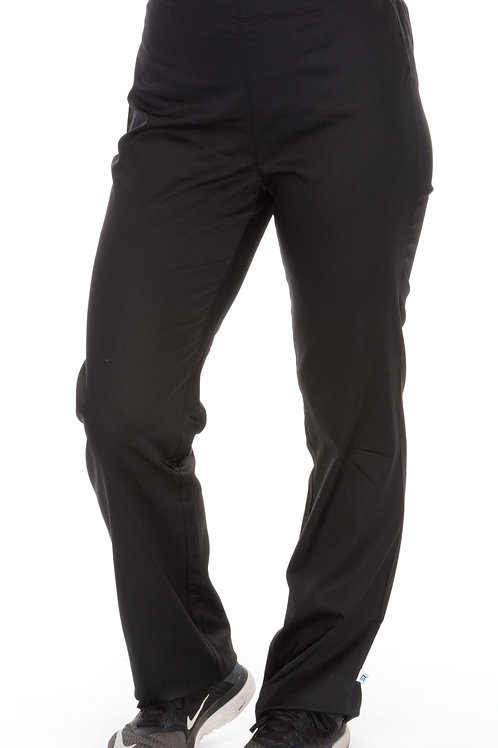 Fold-Over Scrub Pant