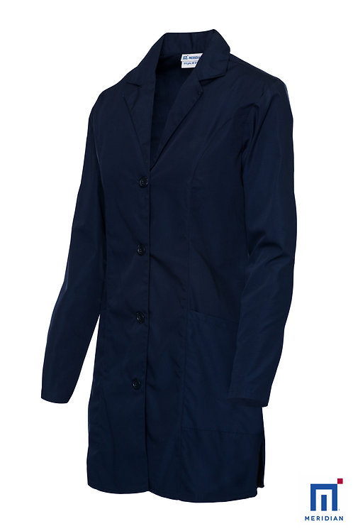 3/4 Fitted Lab Coat
