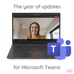 Microsoft Teams 2020 updates