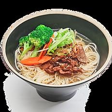 BBQ Ramen Soup