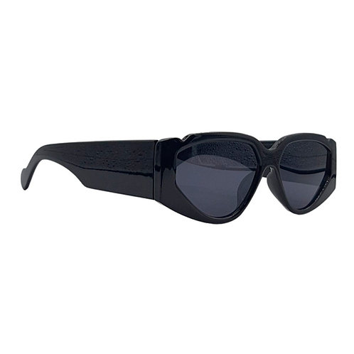 Óculos de Sol - Quadrado Preto - Coleção Flórida
