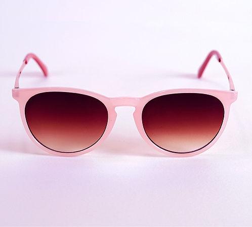 Óculos de Sol - Arredondado - Coleção Lisboa - Rosê