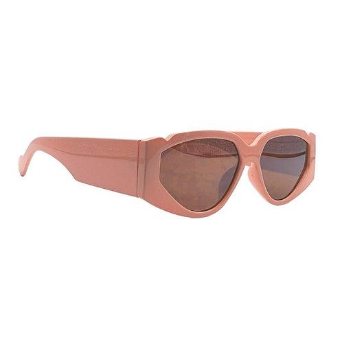 Óculos de Sol - Quadrado Rosa - Coleção Flórida