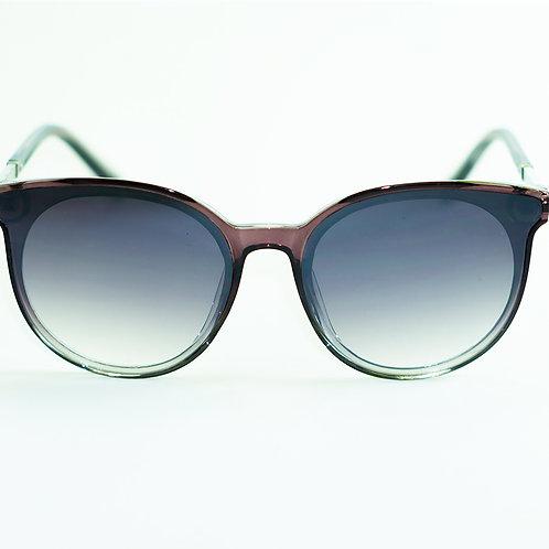 Óculos de Sol - Coleção Berlim (Roxo Degradê)