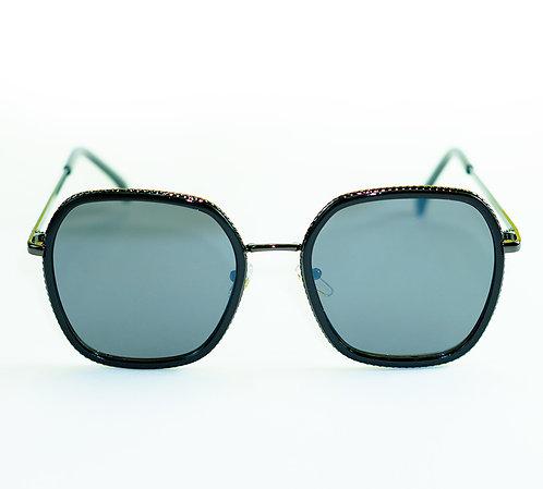 Óculos de Sol - Coleção Mônaco (Preto e Grafite)